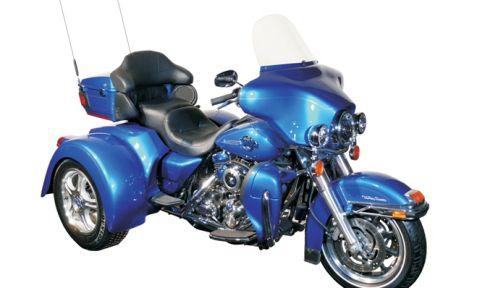 Indian Trike - American Motorcycle Rentals